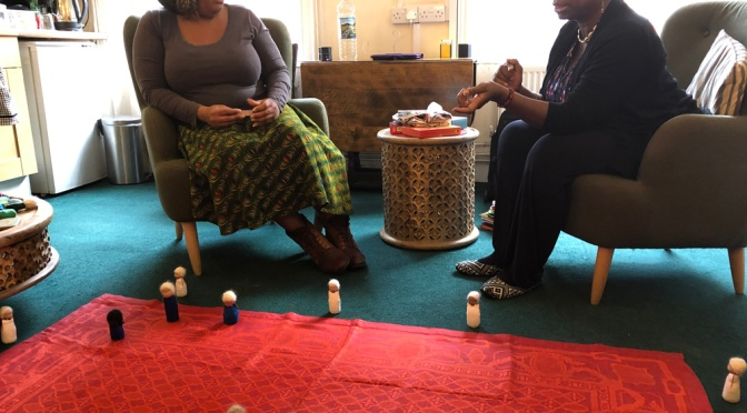 Journey into African Centred Therapy